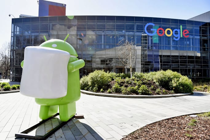 EU close to slapping Google with antitrust charges over Android