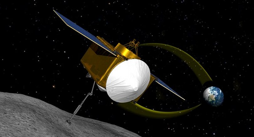 NASA asteroid mission could explain how life began (and how ours might end)
