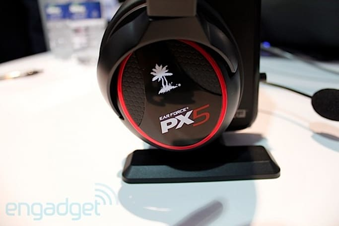 Turtle Beach Earforce PX5 gaming headset preview