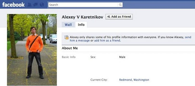 Immigration deports Alexey Karetnikov: Microsoft engineer, alleged Russian spy, loyal Facebook user
