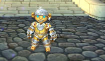 Blingtron bugged, is far less blingy