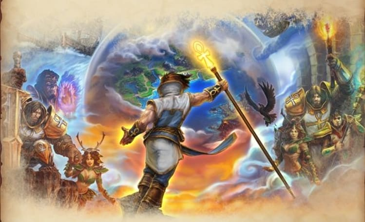 Ultima Forever opens the doors to Druids