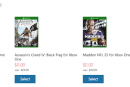 Buy 2 Xbox One games, get 1 free in Memorial Day sale