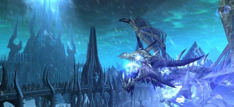 Lichborne: Frostwing and Lich King loot for death knights