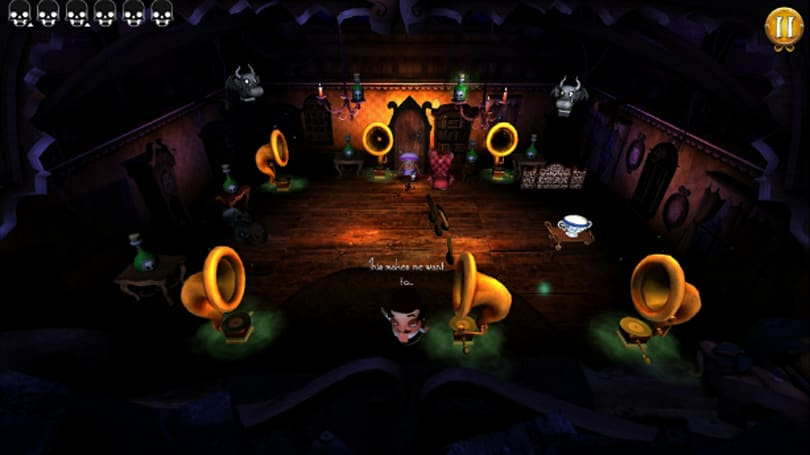 Wayward Manor review: More like Wayward Meh-nor