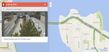Bing Maps' traffic cam views let you preview your commute