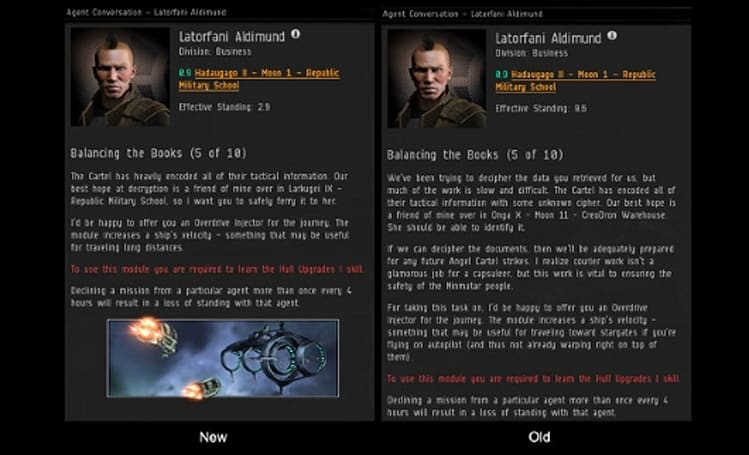 EVE Online tightens things up for Phoebe