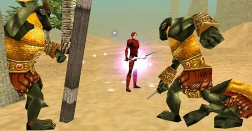 The Daily Grind: How do you recapture the wonder of MMOs?