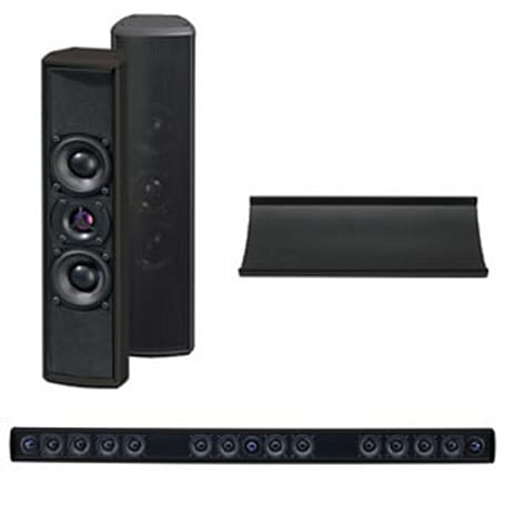 Pinnacle cranks out QP 1530 speaker system