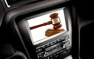 Recording industry sues Ford and GM over in-car CD ripping