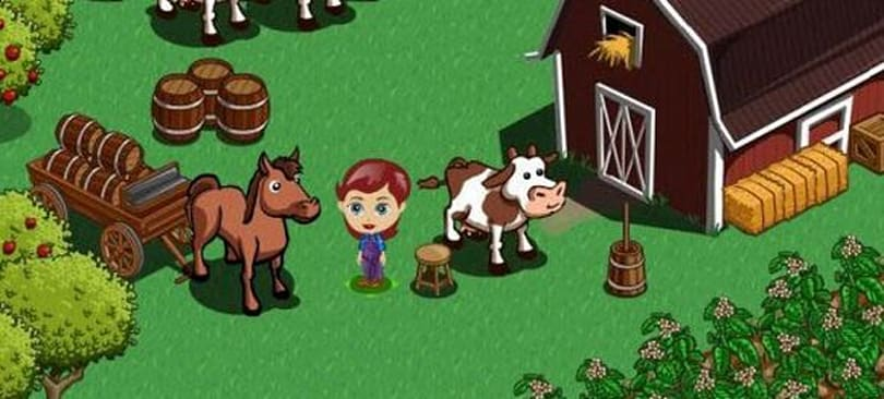 Oh god, they're probably making a Farmville movie