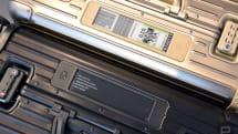 Rimowa 行李箱內嵌電子標籤,讓你登機更瀟灑