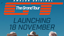 元トップギアMC陣が贈る自動車番組「The Grand Tour」11月18日にAmazonプライムで開始。日本でも同時配信決定(アップデート)