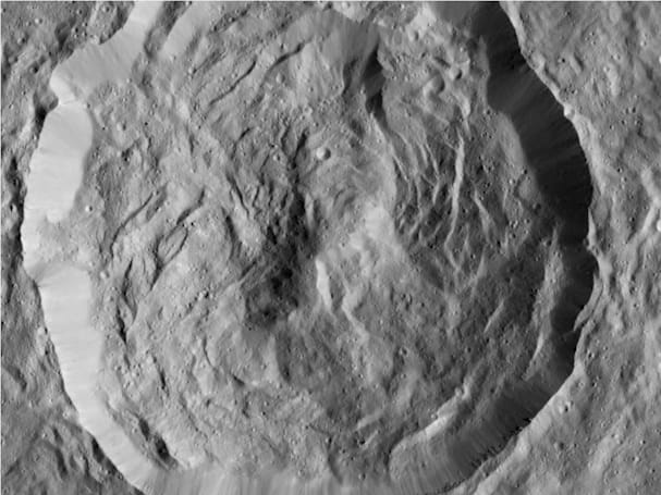 NASA's closest-ever Ceres photos reveal more odd shapes