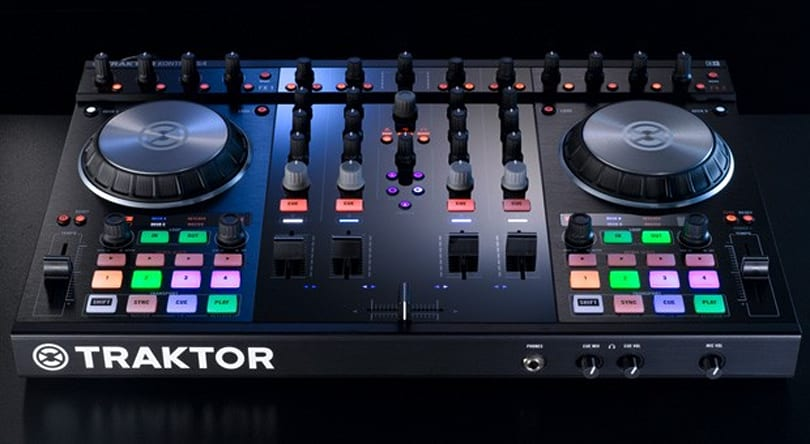 Native Instruments intros second-gen Traktor Kontrol S2 and S4 DJ systems with iOS support (video)