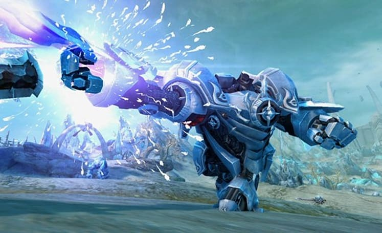 Aion 4.5 to introduce 'magical mechanical mounted' Aethertech class