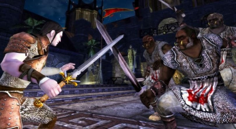 Dungeons and Dragons Online previews new Update 7 screenshots