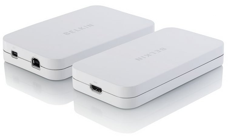 Belkin's AV360 Mini DisplayPort Converter lets you play Xbox 360 on iMac, costs as much as an Arcade