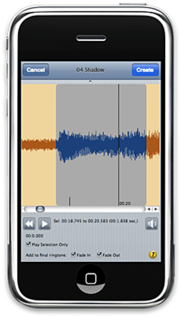 Ringtones for iPhone dead easy with this Mac app