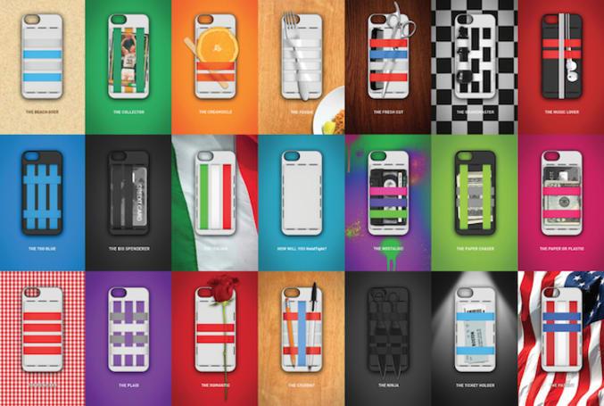 Felix's customizable HoldTight case: Colorful, flexible fun