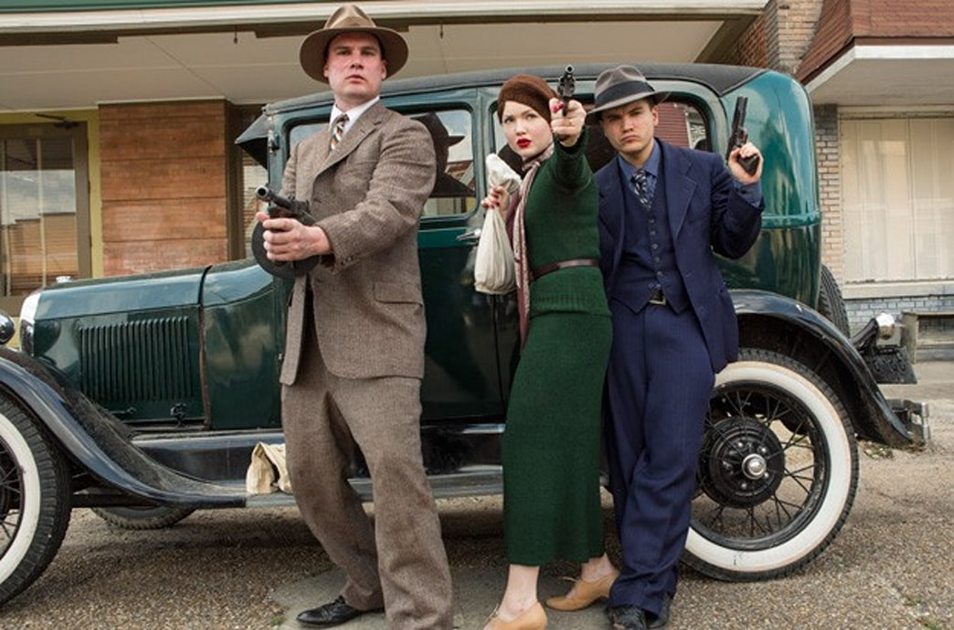 'Bonnie & Clyde' hits the small screen