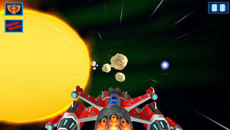 Play to Cure: Genes in Space lets you fly spaceships and aid in cancer research at the same time