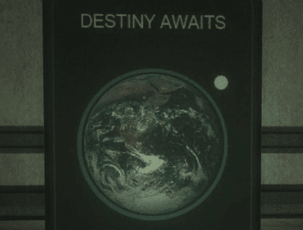 Bungie's Destiny was teased way back in Halo 3: ODST