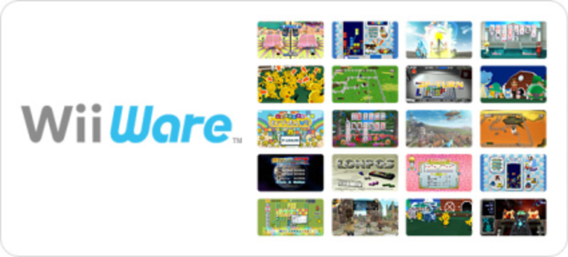 WiiWare goes live!