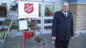 Salvation Army Volunteer Sets Bell Ringing Record