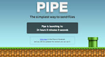 Pipe exits beta, lets Facebook friends share giant files