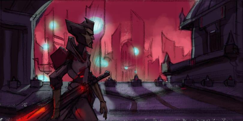 'Battleborn' turned gaming cinematics into high art
