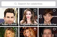 Follow updates from only celebs you choose with Popeek