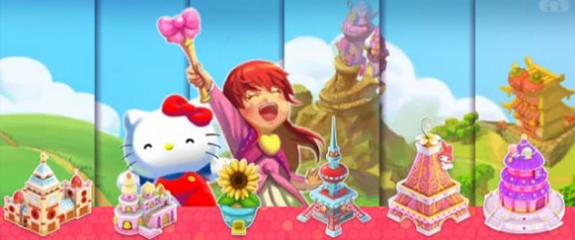 MMO Family: A parent's look at Hello Kitty Online