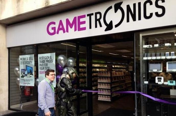 UK retailer GAME opens pre-owned focused line of stores