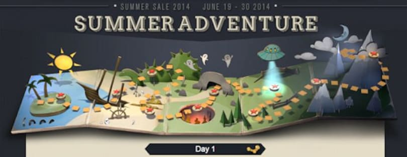 Get cheap MMOs and a zillion early access titles in the Steam Summer Sale