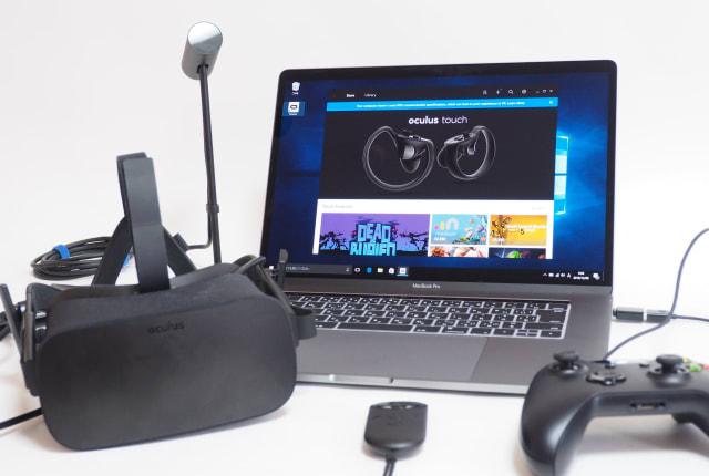 新型MacBook ProでVRできるのか試してみました:週刊VR情報局