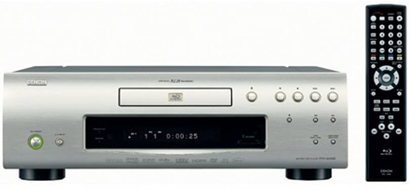 Denon's DVD-3800BD Blu-ray player slips to December for UK enthusiasts