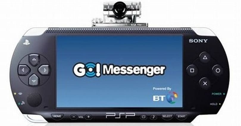 PSP's Go!Messenger to Go! away next month