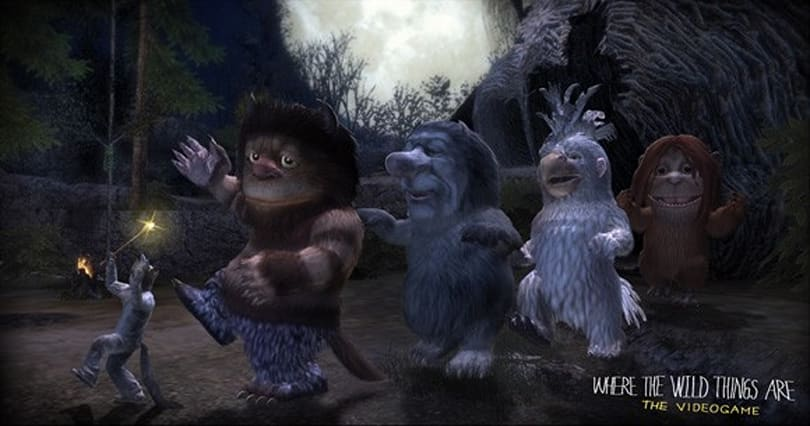 Where the Wild Things Are romps into our hearts this October