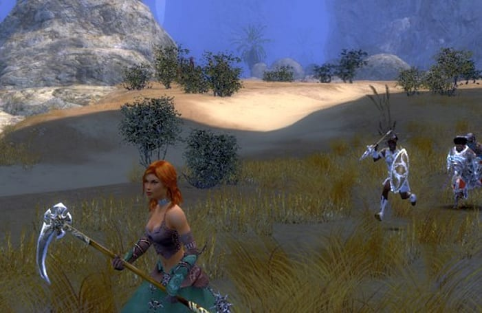The Daily Grind: Do you expect a roleplaying server to be policed?