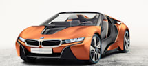BMW's concept car puts next-gen interior in a sports car