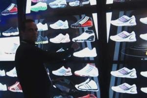 Adidas Virtual Storefront