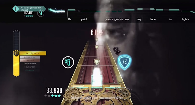 'Guitar Hero Live' is a karaoke simulator
