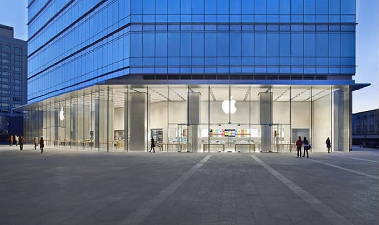 Korean press miffed at lack of flagship Apple Store
