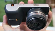 Blackmagic Pocket Cinema camera now supports RAW video for better dynamic range