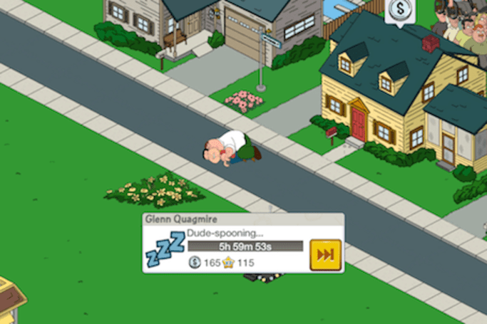 Family Guy: The Quest For Stuff is well written but expensive