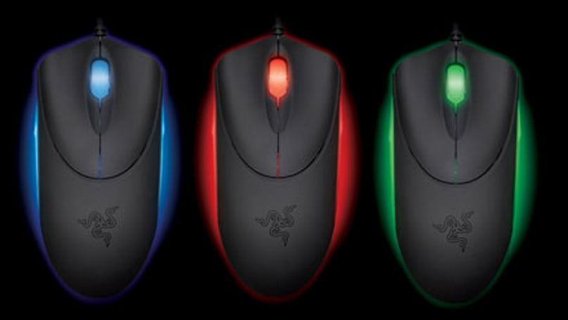 "Razer updates Diamondback gaming mouse with ""3G"" sensor"