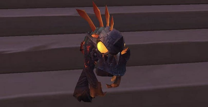 BlizzCon 2010 exclusive pet Deathy still has no custom emotes and sounds