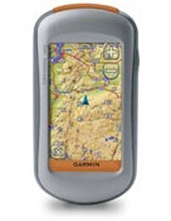 Camera-packin' Garmin Oregon 500 navigator on sale in UK