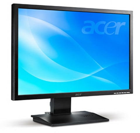 Acer ships 22-inch B223 DisplayLink USB monitor in Europe